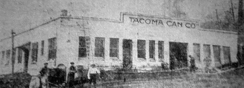 Tacoma Can Co Historic Photo
